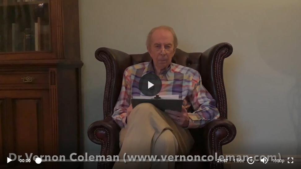 Dr Vernon Coleman